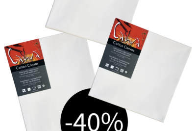 4-8. mars: -40% på Canvalerret